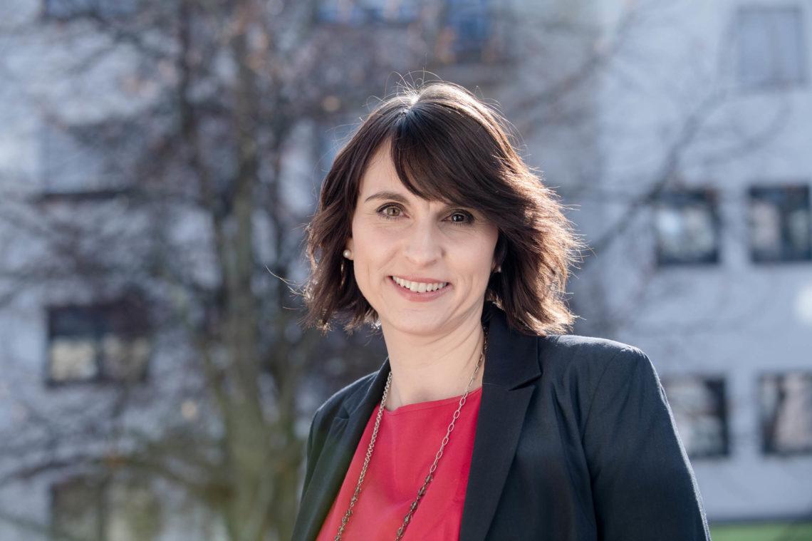 Sabrina Budde, Job-Mentorin für Familienunternehmen